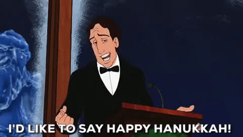 chanukah, hannukah, happy chanukah, happy hannukah, holiday, jewish, jewish chanukah, jewish hannukah, menorah, Happy Hanukkah GIFs