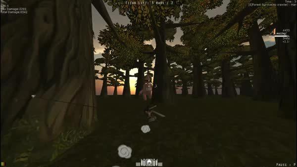 attackontitangame, Accidental Jumper Kill GIFs