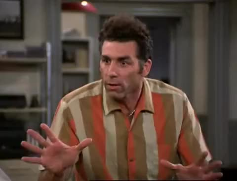 Watch and share Michael Richards GIFs and Alexander GIFs on Gfycat
