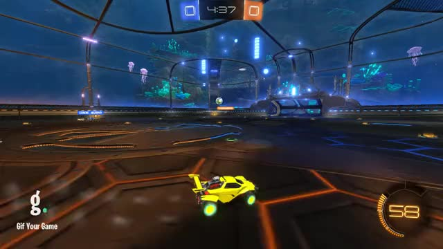 Watch Goal 1: Eschil GIF by Gif Your Game (@gifyourgame) on Gfycat. Discover more Eschil, Gif Your Game, GifYourGame, Goal, Rocket League, RocketLeague GIFs on Gfycat