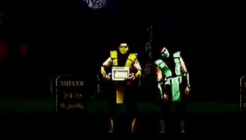 Watch and share Mortal Kombat GIFs and Nintendo 64 GIFs on Gfycat