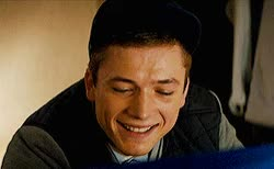 Watch Taron Egerton Lover GIF on Gfycat. Discover more 2015, eggsy unwin, gifs, i'm not ok, kingsman, kingsman the secret service, kingsmanedit, mine, movie, nah i love you, natasha i want you dead ;), request, taron daddy feels, taron egerton, taronegertonedit GIFs on Gfycat