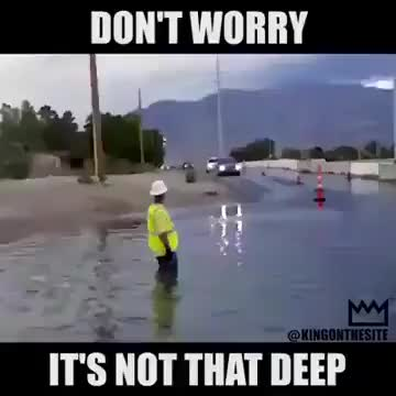 Its not that deep LoL - gif