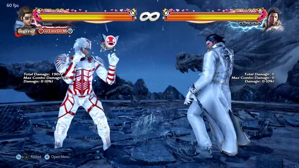 Watch Hwoarang Combo low GIF by @eunice on Gfycat. Discover more related GIFs on Gfycat