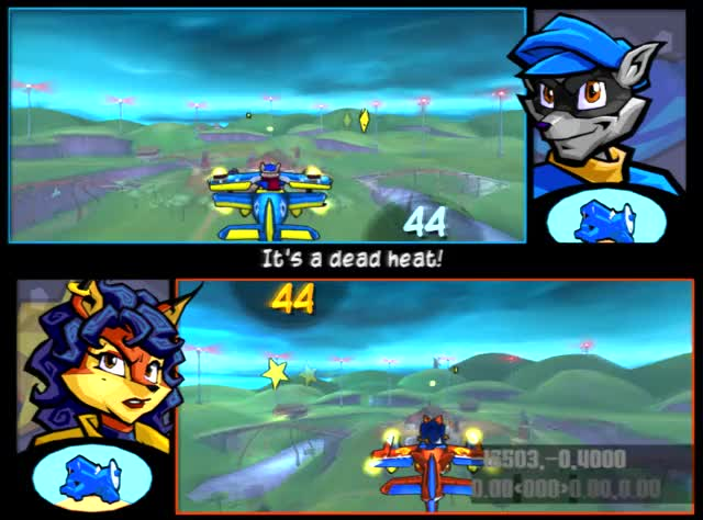 Watch and share Honor Among Thieves GIFs and Sly 3 Prototype GIFs by Shrev64 on Gfycat