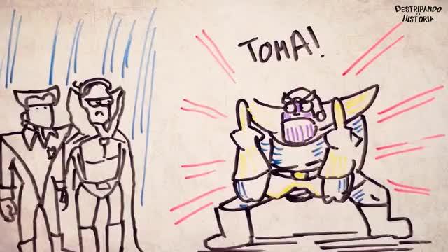 Watch THANOS   Destripando la Historia   CANCIÓN Parodia GIF on Gfycat. Discover more All Tags, DC, Groot, Humor, Marvel, Spiderman, Thanos, Thor, cancion, comic, cula, estreno, parodia, pel, roes, superh, villano GIFs on Gfycat