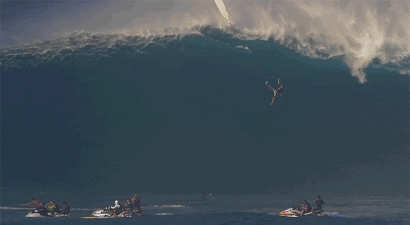 surf, surfing, waves, jumping waves GIFs