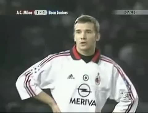 Watch and share Intercontinental Cup 2003: Boca Juniors X Milan GIFs on Gfycat