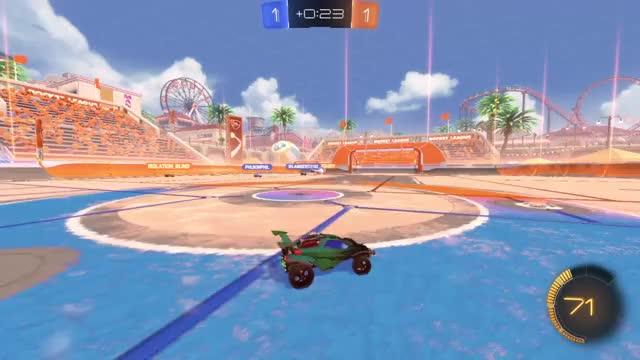 Watch OT goalie removal service GIF by redstormjones (@redstormjones) on Gfycat. Discover more OT, RocketLeague, bump GIFs on Gfycat