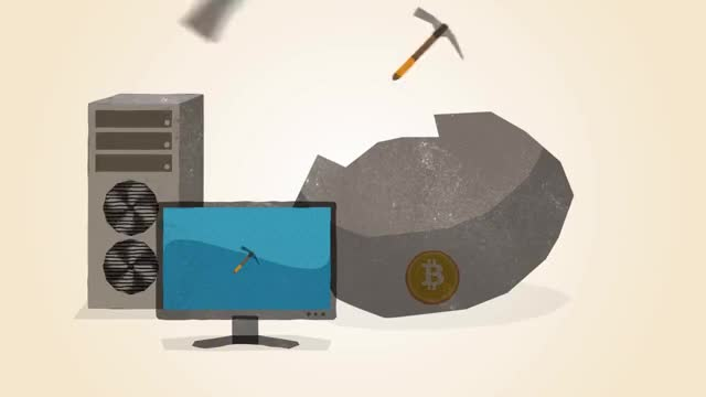Watch What is Bitcoin Mining? GIF on Gfycat. Discover more related GIFs on Gfycat