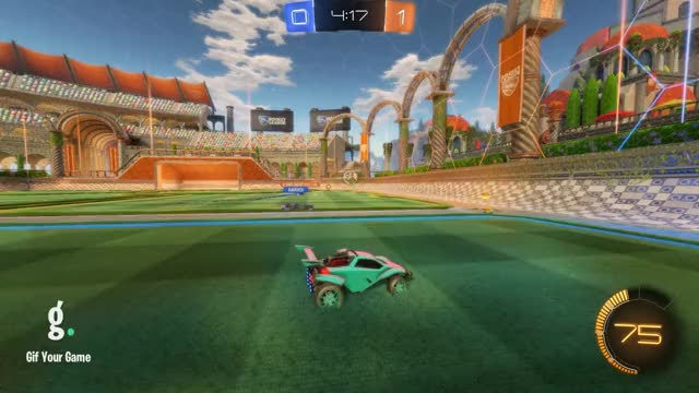 Watch Goal 2: Suede GIF by Gif Your Game (@gifyourgame) on Gfycat. Discover more Gif Your Game, GifYourGame, Rocket League, RocketLeague, Suede GIFs on Gfycat
