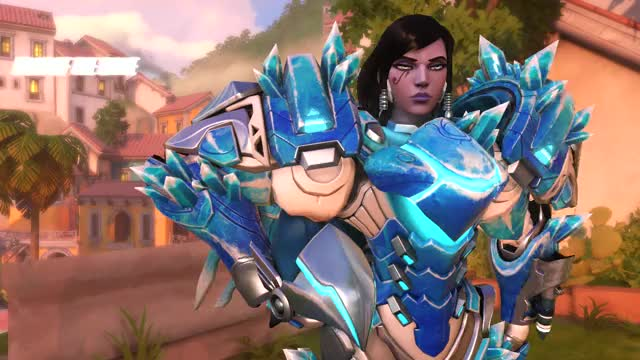 Watch and share Overwatch GIFs and Pharah GIFs on Gfycat