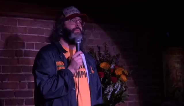 Watch Judah Friedlander - Supreme Court Vacancy - Comedy Cellar 2/23/16 GIF on Gfycat. Discover more related GIFs on Gfycat