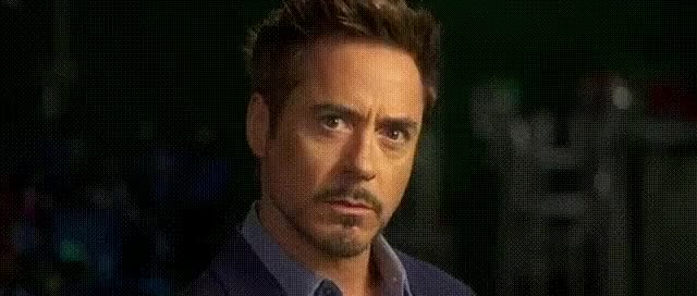 Watch and share Robert Downey Jr GIFs and Reaction GIFs by Reactions on Gfycat