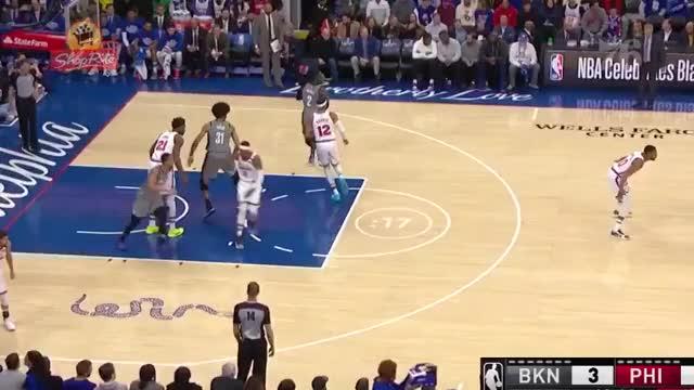 Watch and share Philadelphia 76ers GIFs and Brooklyn Nets GIFs on Gfycat