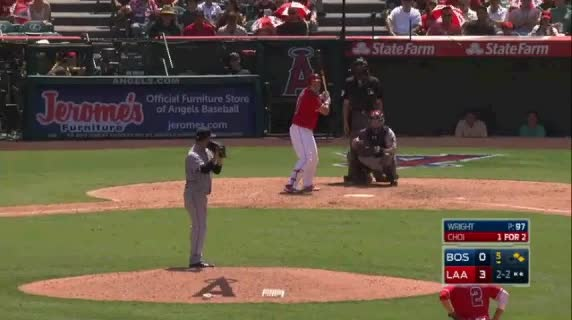 Watch choi-nope GIF by @jsulliv6 on Gfycat. Discover more Boston Red Sox, Los Angeles Angels, baseball GIFs on Gfycat