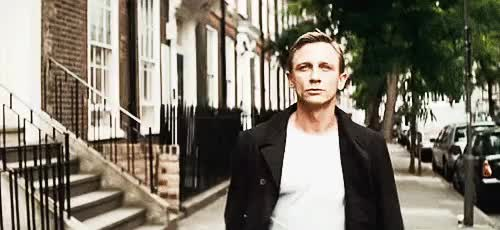 Watch and share Alternate Universe GIFs and Daniel Craig GIFs on Gfycat