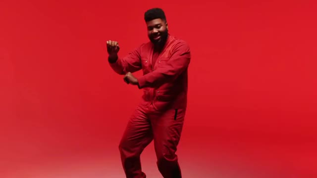 Watch this curated GIF by Grower of GIFs (@gifgrower) on Gfycat. Discover more agree, aha, dance, dancing, excited, gotcha, happy, khalid, new, nodd, permission, red, smile, song, sure, talk, yap, yeah, yep, yes GIFs on Gfycat
