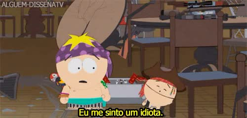 Watch and share South Park GIFs and Meus Gifs GIFs on Gfycat