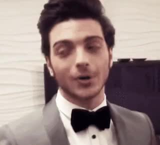 Watch and share Gianluca Ginoble GIFs and Non Football GIFs on Gfycat