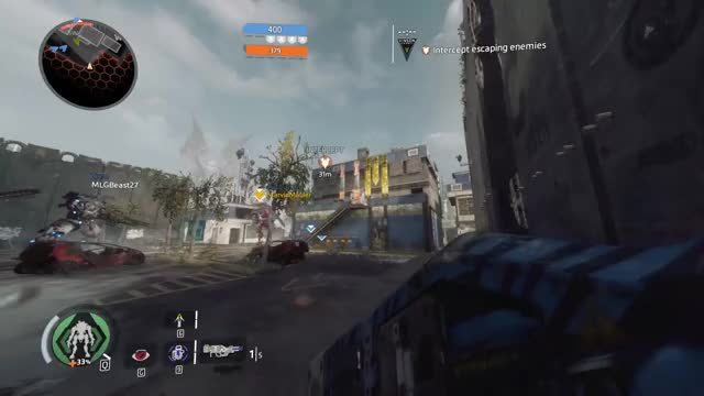Watch and share Titanfall 2: Amp Reload GIFs on Gfycat