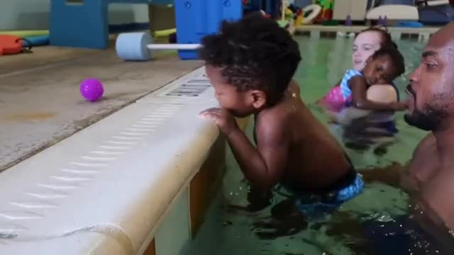 Watch JAXSON & JAYLA DO AMAZING IN SWIM CLASS | WE GO HALLOWEEN SHOPPING! 👶🏽👶🏾😍 | GIF on Gfycat. Discover more Jayla, Pregnancy, Twins, diet, fitness, halloween, health, itsjudyslife, jaxson, jesssfam, life, reality, teamtransformation, thesocialitelife, thesocialitelifetv, toddler, vloggers, workout GIFs on Gfycat