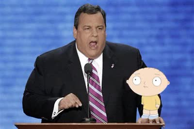 Watch and share Chris Christie GIFs on Gfycat