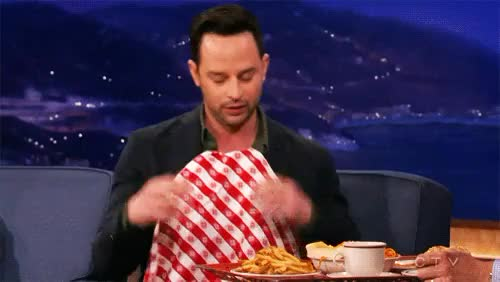 Watch and share Nick Kroll GIFs and Conan GIFs on Gfycat