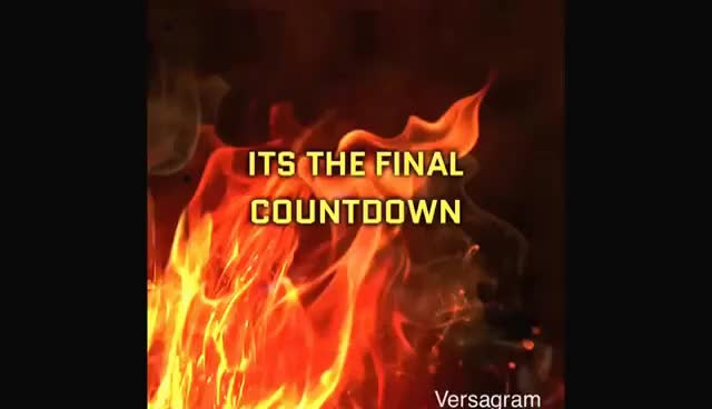 Watch and share Final Kess Countdown GIFs on Gfycat