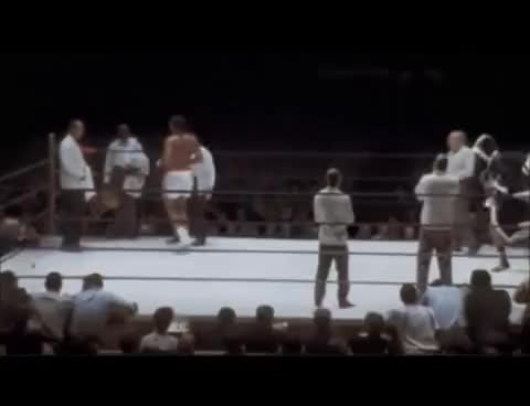 Watch Muhammad Ali vs Laila Ali HD - Adidas - Impossible is Nothing GIF on Gfycat. Discover more related GIFs on Gfycat