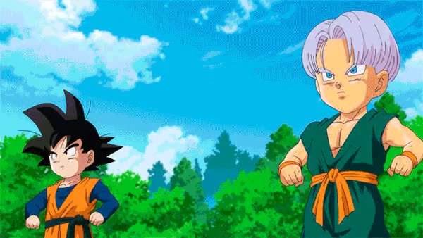 Watch and share Dragonballz GIFs and Gotenks GIFs by jhoga84 on Gfycat