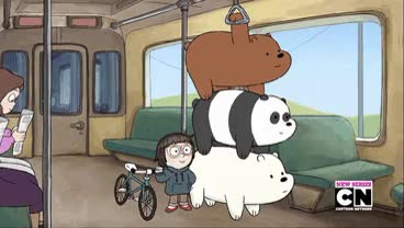 Watch We bare bears GIF on Gfycat. Discover more related GIFs on Gfycat