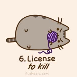 Watch this pusheen GIF on Gfycat. Discover more cat, cats, pusheen, pusheen cat, pusheen the cat GIFs on Gfycat