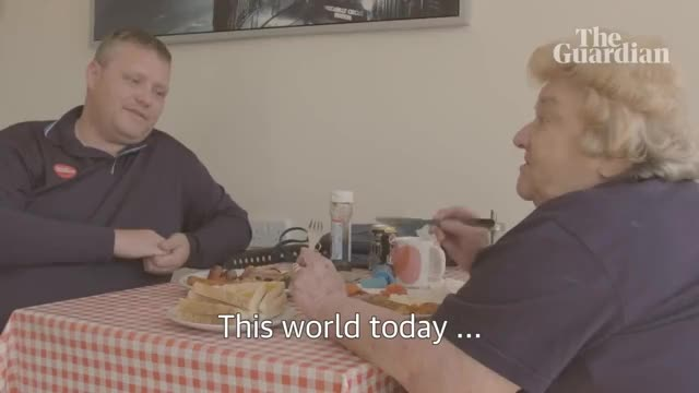 Watch this trending GIF on Gfycat. Discover more Europe, Racist, apathy, brexit, conservative, control, eu, gdnpfpnewspolitics, gdnpfpnewsuk, labour, london, news, politics, remain, remainers, tory, uk, ukip, vote, walsall GIFs on Gfycat