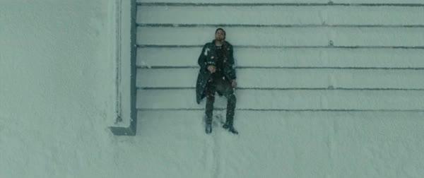 blade runner, blade runner 2049, ryan gosling, winter, Blade Runner 2049 GIFs