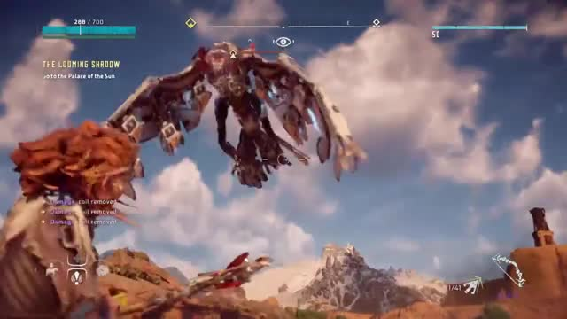 Watch Powerful Bow? GIF on Gfycat. Discover more GamePhysics, ps4share, sony interactive entertainment GIFs on Gfycat