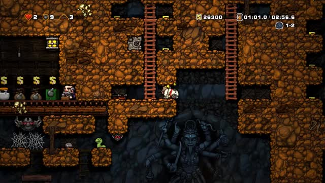 Watch and share Spelunky GIFs on Gfycat