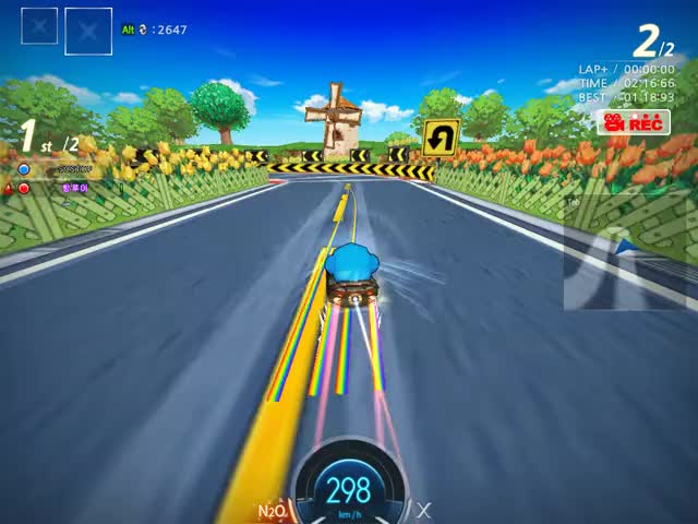 Watch and share Crazyracing Kartrider 2019.10.24 - 21.38.01.40.DVR GIFs by SOSTOP on Gfycat