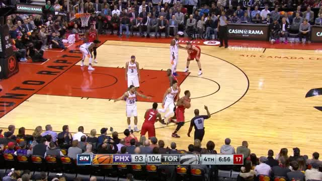 Watch and share Norman Powell GIFs and Raptors GIFs by demarjgrant on Gfycat