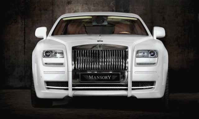 Watch and share Mansory Rolls Royce Ghosts GIFs on Gfycat