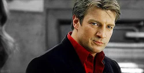 Watch and share Nathan Fillion GIFs and Celebrities GIFs on Gfycat
