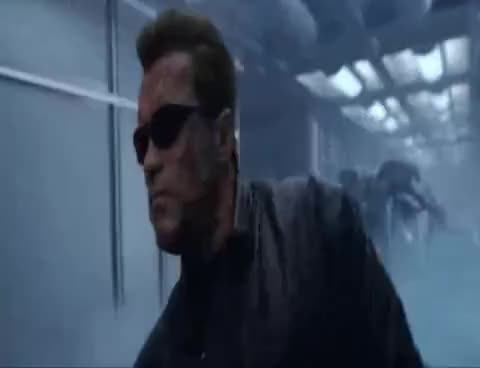 Watch and share Terminator 3 GIFs on Gfycat