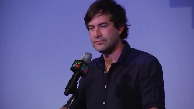 Watch Mark Duplass | SXSW Live 2015 | SXSW ON GIF on Gfycat. Discover more Conference, Texas, austin, events, film, gaming, hackathon, indie, interactive, interviews, keynote, march, music, panel, performances, preview, sxswedu, technology, togetherness, tv GIFs on Gfycat
