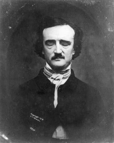 Watch this GIF on Gfycat. Discover more edgar allan poe, eyes, portrait GIFs on Gfycat