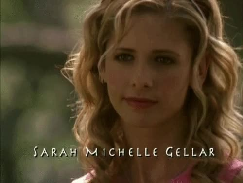 Watch and share Buffy Summers GIFs on Gfycat