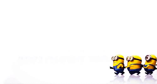 Watch and share Gif Love Funny Cute Disney Happy Movie Cartoon Young Crazy Dance Yellow Minions Moi Moche Et Méchant GIFs on Gfycat