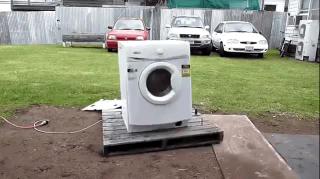 Watch and share Washing Machine animated stickers on Gfycat