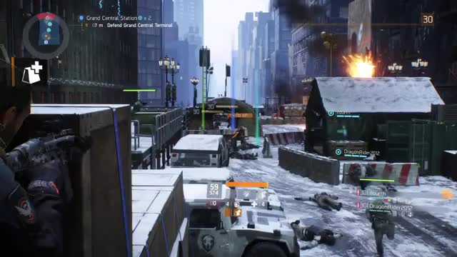 Watch and share Thedivision GIFs by tashre on Gfycat
