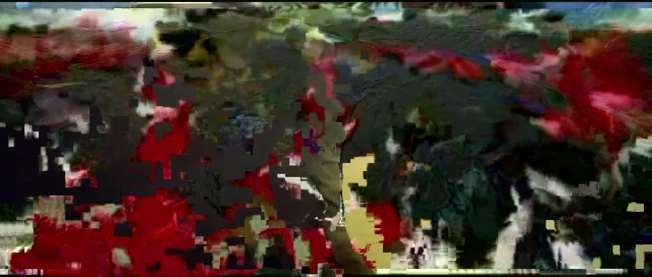Samsara Trailer Datamosh GIFs