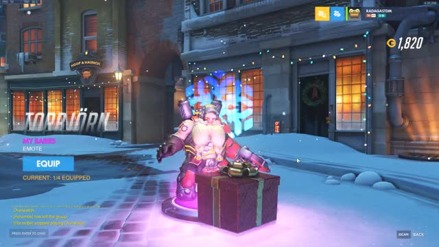 Watch Overwatch 2018.12.13 - 18.26.13.01 GIF by RadagastDM (@samuelgturner) on Gfycat. Discover more related GIFs on Gfycat